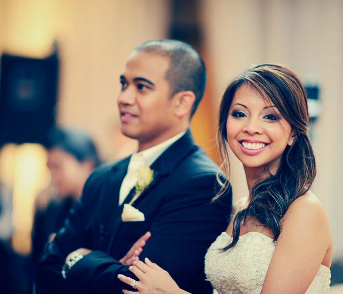 WEDDING // Audrey & Nym