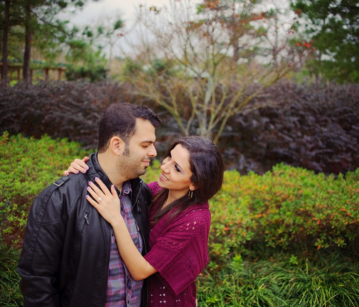 ENGAGEMENT // Rana and John
