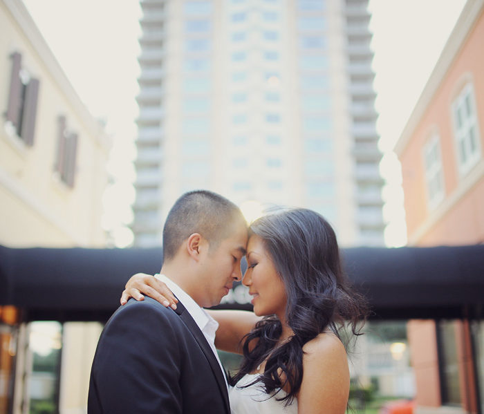 ENGAGEMENT // Stephanie & Teo