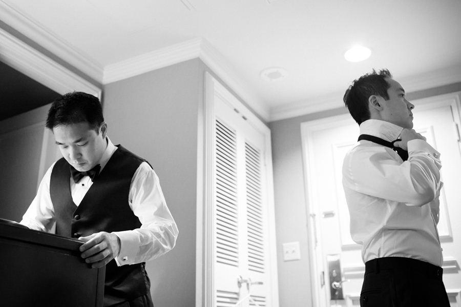 st regis hotel wedding photo